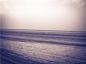 "Salt ""beach"" in Tunisia"