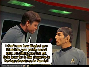 That's Illogical.