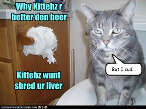 Happy Catoberfest