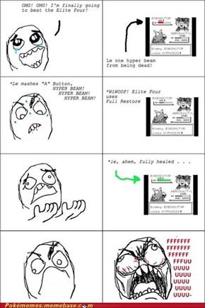 Poke Rage!