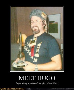 MEET HUGO