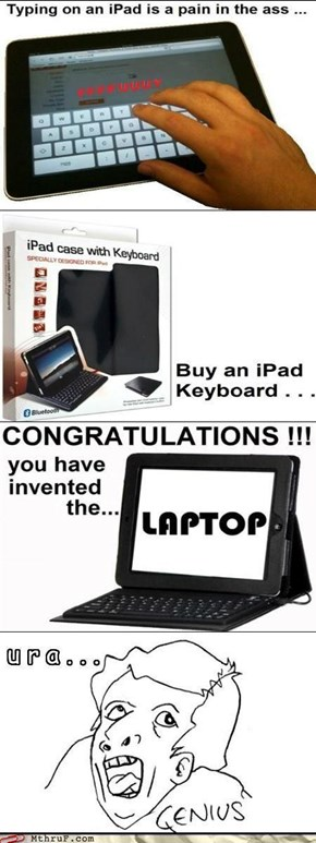 Get Yourself a Patent!