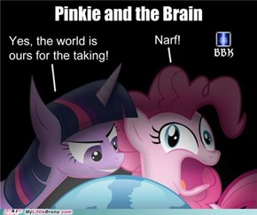 Pinkie and The Brains