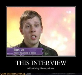 THIS INTERVIEW