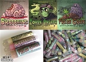 Zombie Lip Balm