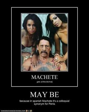 MAY BE