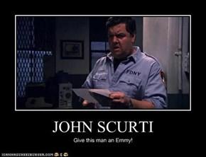 JOHN SCURTI