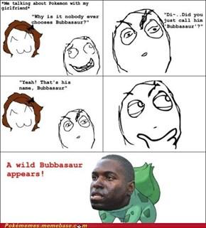 Bubbasaur