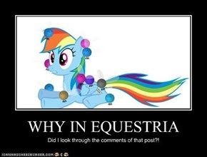 WHY IN EQUESTRIA
