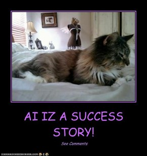 AI IZ A SUCCESS STORY!