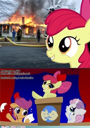 Must've been a really big marshmallow! Has anypony seen Rarity around btw?