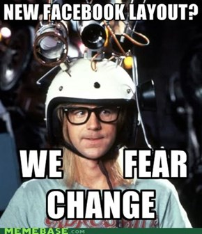 We Fear Change