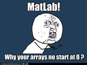 MatLab!