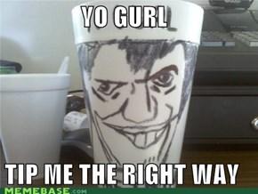Dat Ash tip cup