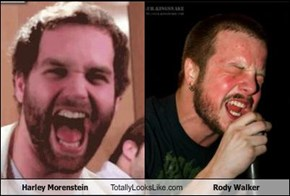 Harley Morenstein Totally Looks Like Rody Walker