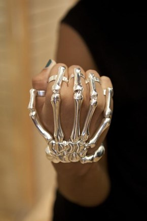 Bare Bones Bracelet of the Day