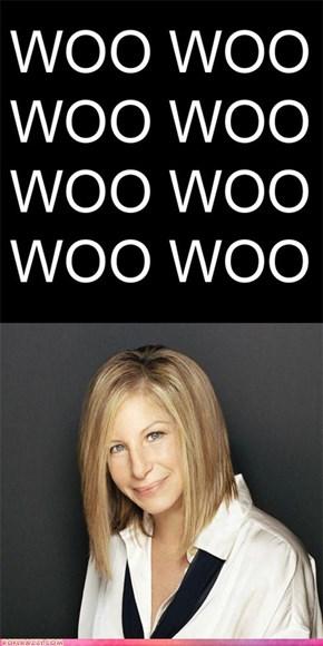 woo woo woo woo woo....