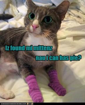 Iz found mi mittenz
