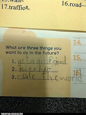 Awesome Kid Alert: Live the Dream, Buddy!