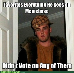 Scumbag Steve: The Worst Kind of Memebaser