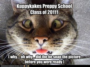 Kuppykakes Preppy School        Class of 20111
