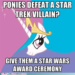 Princess Trollestia: Whatever Star That Is