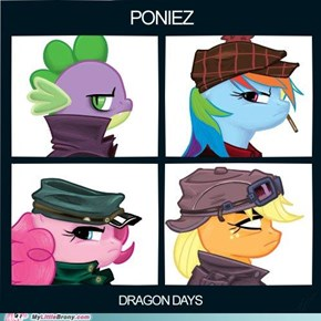 Poniez: Dragon Days