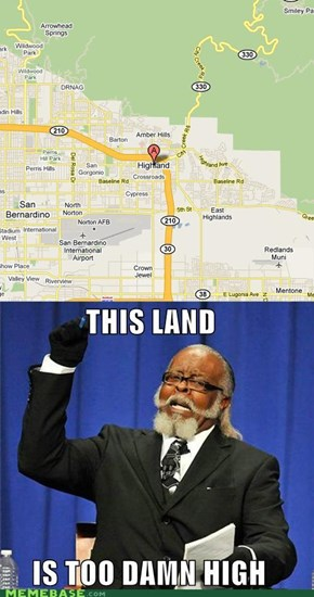 This land is...