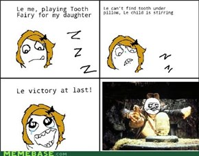 Raiders of the Lost Tooth