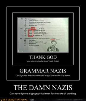 THE DAMN NAZIS