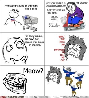 You Go Home and Tell Him Right Meow