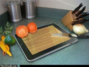 The Cutting Board App Is Very Expensive
