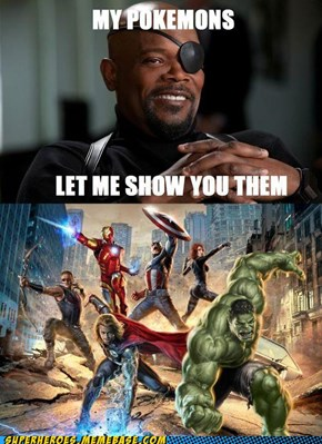 Nick Fury Can Choose ALL OF THEM