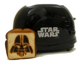 Join the Dark Side, we have toasters!