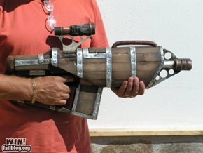 Steampunk Nerf WIN