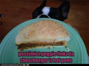 pessimist goggie