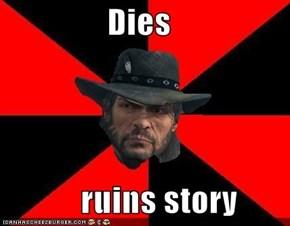 Dies              ruins story