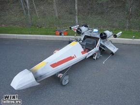 X-Wing Soapbox WIN