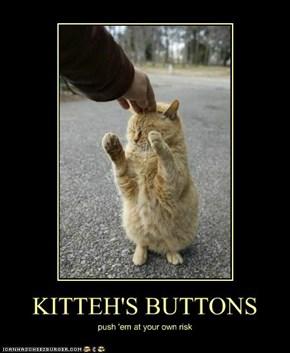 KITTEH'S BUTTONS