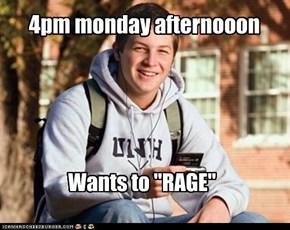 Frosh Rage