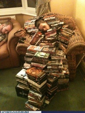 Who Owns This Many DVDs?