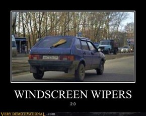 WINDSCREEN WIPERS