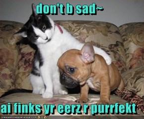 don't b sad