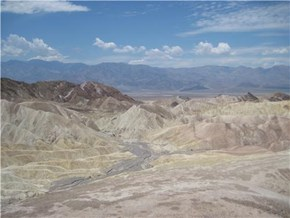 Death Valley in July