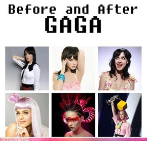 Gaga Done Changed The Game!