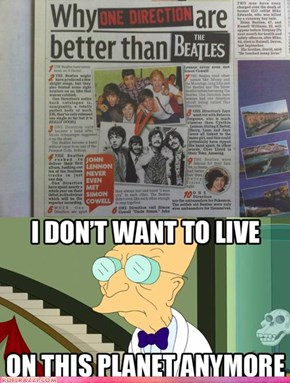 One Direction: Better Than The Beatles?