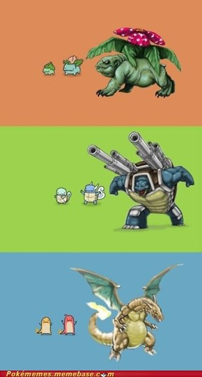 Last Evolution Is a Little Too Realistic
