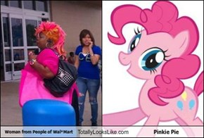 This Woman Totally Looks Like Pinkie Pie