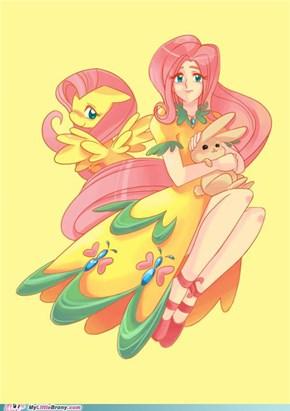 MLP Anime: Fluttershy