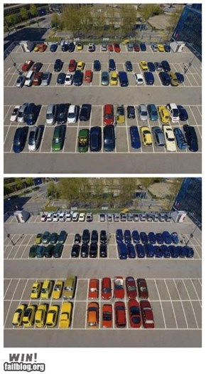 Carpark-WIN!